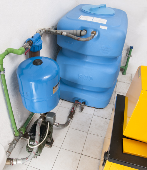 autoclave acqua